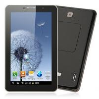 Buy cheap 7 2G phone call tablet pc with MTK6515 CPU Dual SIM slot With Wifi Bluetooth (m-70-MT2)   from wholesalers