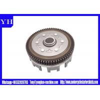 Buy cheap CD110 DY100 Friction Disc Clutch / Clutch Pressure Plate For Honda product