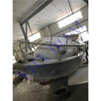 Buy cheap 6.5m Steering Console Aluminum Boat For Fishing / Water Sport , CE Approved from wholesalers