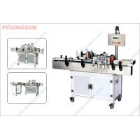 Buy cheap Labeling machine AB2000,bottle labeling, two side labeling machine,packing machine from wholesalers