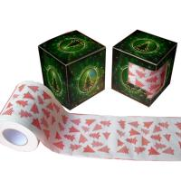 Buy cheap 2ply  250 sheets  christmas printed toilet paper 100% virgin pulp novelty toilet roll from wholesalers