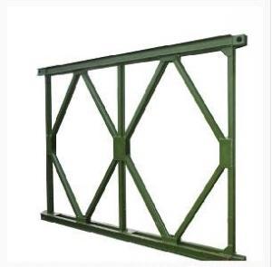 Buy cheap Temporary Steel Suspension Bridge Prefabricated Bailey Suspension Bridge from Wholesalers