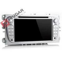 Buy cheap Silver 2 Din Car Dvd Player Ford Mondeo Head Unit With 3G Back - Up Camera product