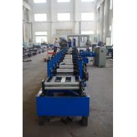 Buy cheap Channel Shape Purlin Roll Forming Machine 2018 new type corrugated roofing sheet machine from wholesalers