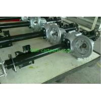 Buy cheap Gas Powered Golf Cart Transmission Go Kart Transaxle 850mm Axle Length from wholesalers