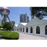 Buy cheap Array White PVC Fabric Outdoor Event Tent without Partition Wall from wholesalers
