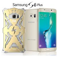 Buy cheap Hot selling Protective Mobile for Samsung GALAXY S6 Edge+metal frame and cover shell from wholesalers