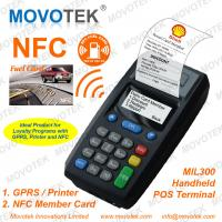 Buy cheap Movotek NFC/RFID POS Terminal/Vending Machine with Thermal Printer for Bus Ticketing from wholesalers