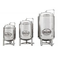 Buy cheap Stainless Steel SUS304 Beer Serving Tanks / 7BBL Beer Making Machine Auto Control product