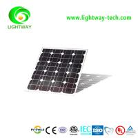 China Cheap Price 70W Mono crystalline Solar Panel with 18.6V,Positive tolerance and CE/UL etc Certificated on sale