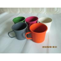 Buy cheap Eco Bamboo Fiber Dinnerware Camping Cup from wholesalers