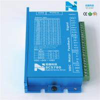 Buy cheap Cheap High Quality SC5780A Closed Loop Hybrid Servo Stepper Driver/Drive from wholesalers