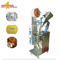 Buy cheap Automatic Small Sachet Powder Packing Machine For Spices / Pepper from wholesalers