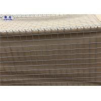 Buy cheap HDP Galvanized HESCO Barrier with Military Grenn color used for Flood retaining Wall from wholesalers