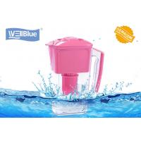 Buy cheap BPA Free Wellblue Water Pitcher , Plastic Water Filter Kettle NSF WQA Cetificate from wholesalers