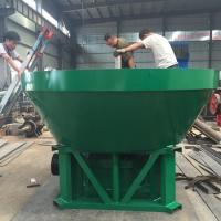 Buy cheap Gold mining wet pan mill Dia1200 from wholesalers