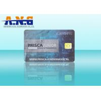 Buy cheap Dual Interface / Combi Radio Frequency Identification Card Fm1208 Cpu from wholesalers