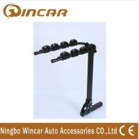Buy cheap 4 Bike Rear Mounted Car Bike Carrier Iron Hitch 50 x 50 x 3mm from wholesalers