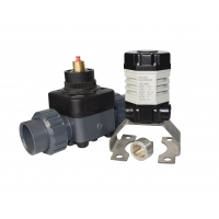 Buy cheap 3 Turns 24VDC 18Nm Multi Turn Actuator from wholesalers
