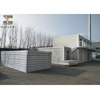 Buy cheap Customizable Prefab Container Homes With External Staircase For Construction Site from wholesalers