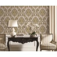 Buy cheap 1.06*10m Korean Style Wallpaper For Home Decoration , Modern Wallpapers For Bedroom from wholesalers
