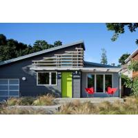 Buy cheap Wonderful Decorate Holiday Style Homes , Prefabricated Bungalow Homes from wholesalers