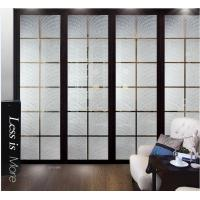 Buy cheap Modern Interior Decorative Glass Doors / Translucent Glass Door Panels For Curtain Walls from wholesalers