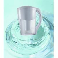 Buy cheap Household Pre-Filtration Water Purification Pitcher , Fluoride Water Filter Jug AS Material from wholesalers