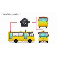Buy cheap Full HD CCTV Car Reverse Camera System 720P / 960P Waterproof Dome Style product