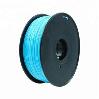 Buy cheap Fluorescent Orange HIPS 3d Printer Filament 1.75mm For Makerbot No Odor product