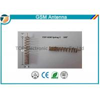 Buy cheap 1 DBi GSM Spring Cellular Modem Antenna 3G Router External Antenna from wholesalers