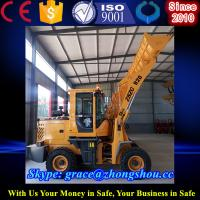 Buy cheap high lift loaders bucket loader front payloader for sale from wholesalers
