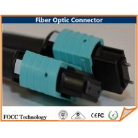 Buy cheap Simplex MPO / MTP Ribbon Fiber Optic Connector / Male And Female Connectors from wholesalers