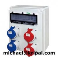 Buy cheap Outdoor electrical power distribution box from wholesalers