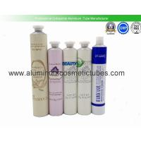 Buy cheap Flexible Airless Aluminum Squeeze Tubes Body Skin Care Hand Cream Cosmetic Packaging from wholesalers
