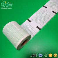 Buy cheap Smooth Surface 80mm Thermal Receipt Paper Various Roll Sizes Various Roll Sizes product