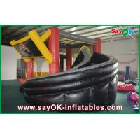 Buy cheap 4 X 6m or Customized Size Inflatable Bouncy Jumping Toy Castle  Water Slide for Kids from wholesalers