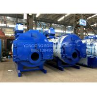 Buy cheap 2800kW  Gas Fired Hot Water Boiler Oil And Gas Boiler Good Insulation from wholesalers