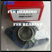 Buy cheap Oval Flanged Units FYTB 30 TF FYTB 40 TF Ball Bearing Pillow Block Cast Iron Housing from wholesalers