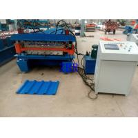 Buy cheap High Productivity Double Deck Roll Forming Machine Low Power Consumption product