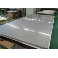 Buy cheap 22 Ga 1mm 304 Stainless Steel Sheet , Cold Rolled Stainless Steel Thin Sheets from wholesalers