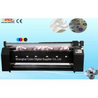 Buy cheap CMYK Digital Sublimation Printing Machine For Trade Fair And Advertisement Logo from wholesalers