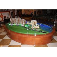 Buy cheap Building 3d miniature city planning model ,scale house site model maker for architectural from wholesalers