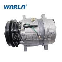 Buy cheap 24V Air Conditioner Pumps AC Compressor For Delong V5 1PK New Model Replacement Compressors from wholesalers