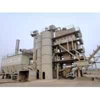 Buy cheap 270tph Drying Capacity Asphalt Drum Mix Plant With Italia Burner Two Step Duct Collecting from wholesalers
