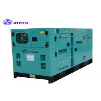 Buy cheap Powerful Silent 200kW Industrial Diesel Generators with 250kAV APT Alternator from wholesalers