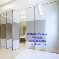 Buy cheap Decorative Folding Sound Proof Movable Conference Room Partition Walls from wholesalers