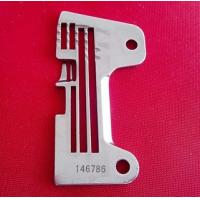 Buy cheap Needle plate 146786 for Brother industrial sewing machine parts from wholesalers