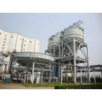Buy cheap Dewatering Slag Silo, Screw Conveyor Machine No Bolt Connection Center Filter from wholesalers