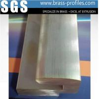 Buy cheap Factory Prices Extruding Brass Plate from wholesalers